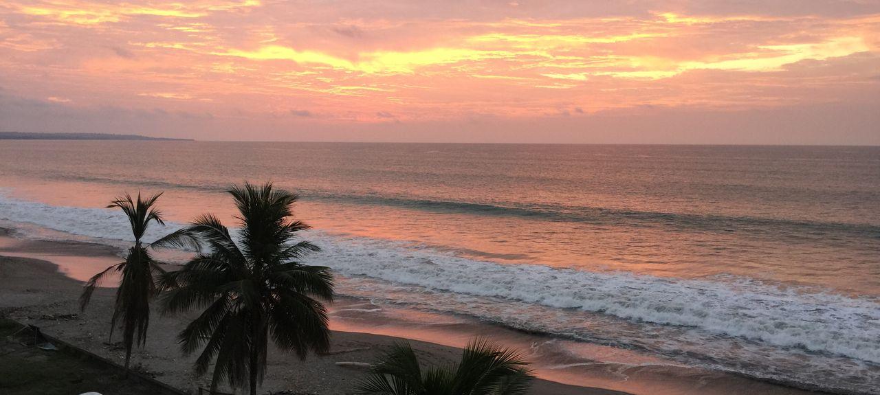 Atacames Beach, Atacames, Ecuador