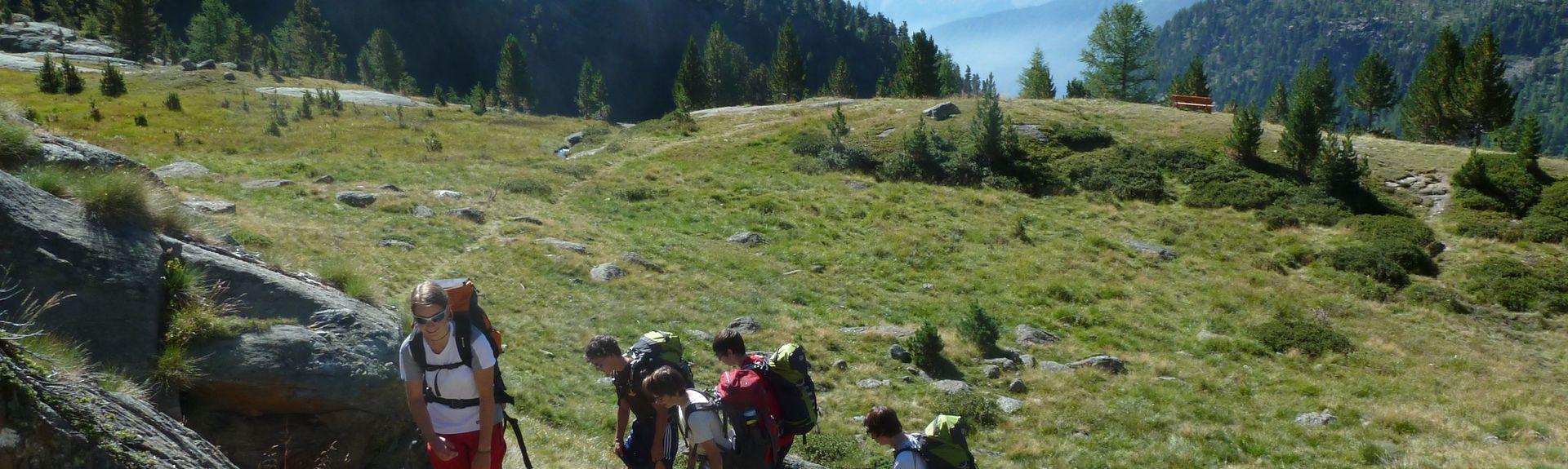 Rabbi, Trentino-Alto Adige, Italia