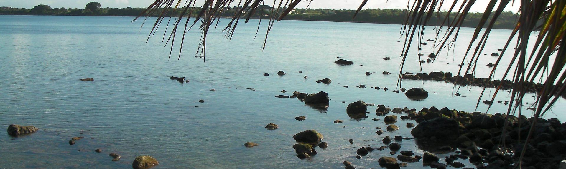 Flic-en-Flac Beach, Flic-en-Flac, Mauritius