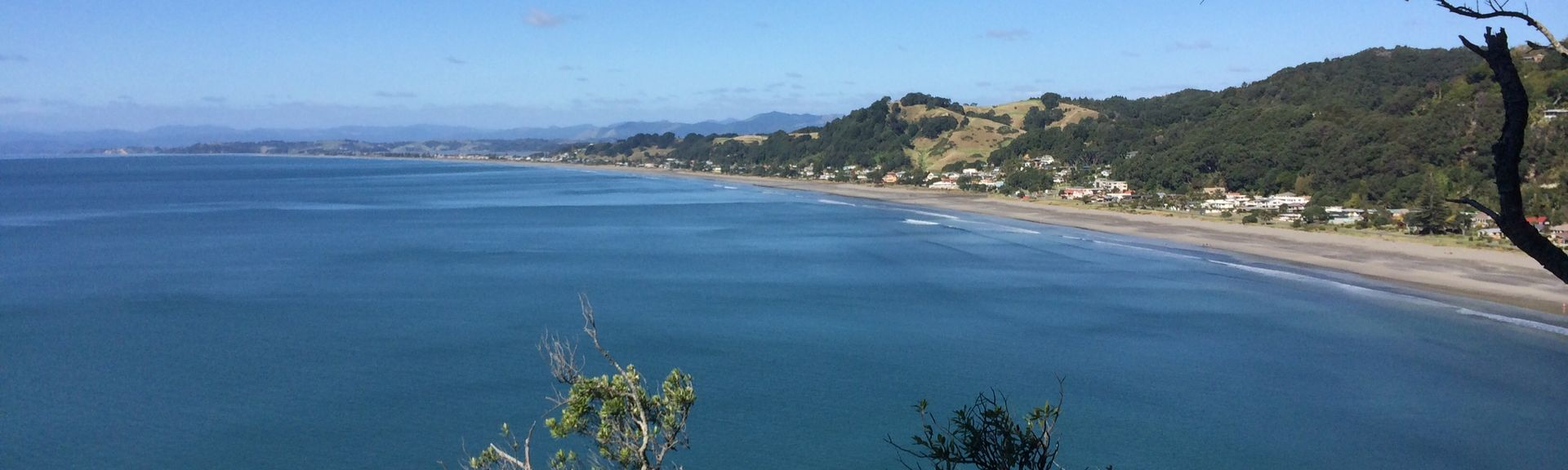 Ohope, Bay of Plenty, Neuseeland