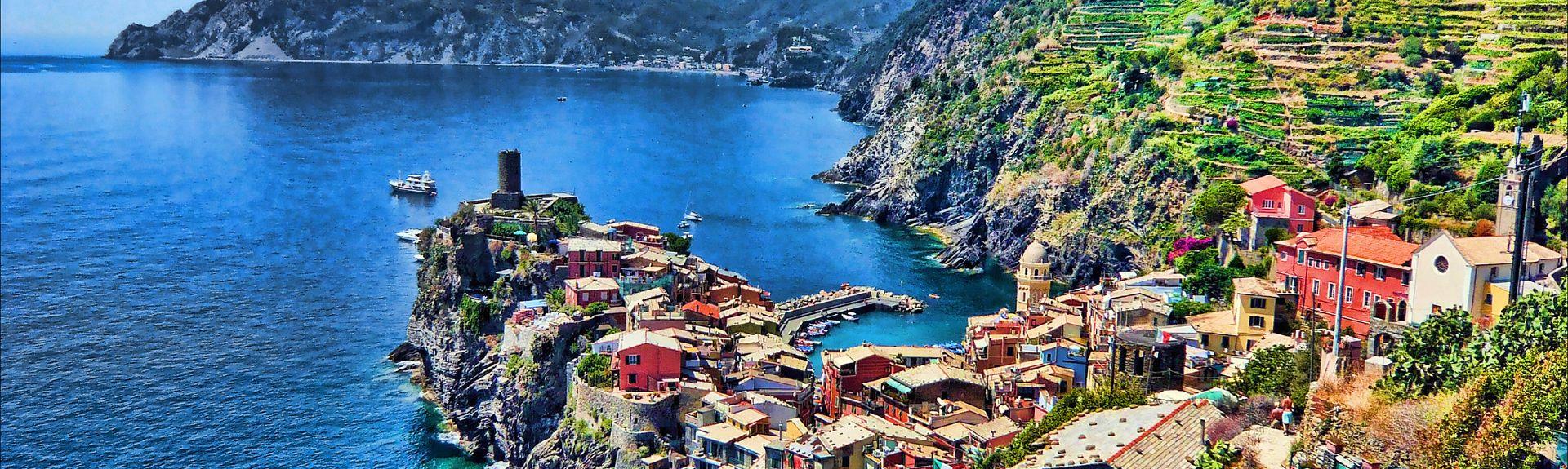 Luni Mare, La Spezia, Liguria, Italy