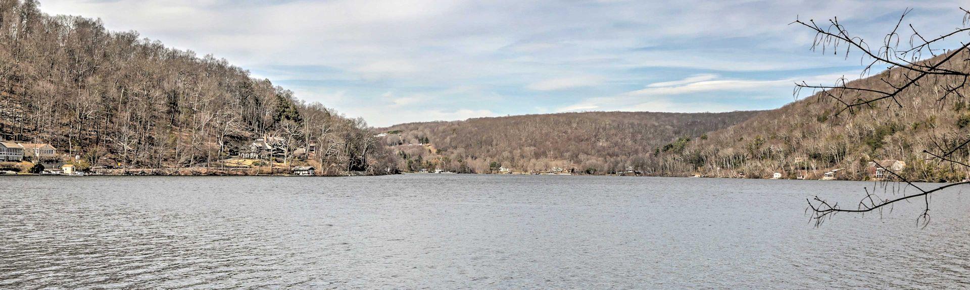 Bantam Lake, CT, USA