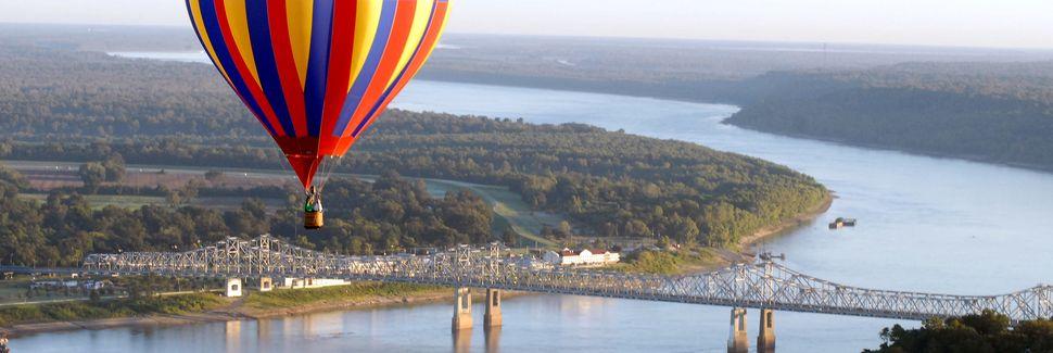 Lago St. John, Ferriday, Louisiana, Stati Uniti d'America
