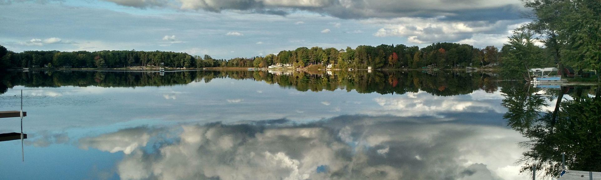 Lake Lancer, Butman, MI, USA