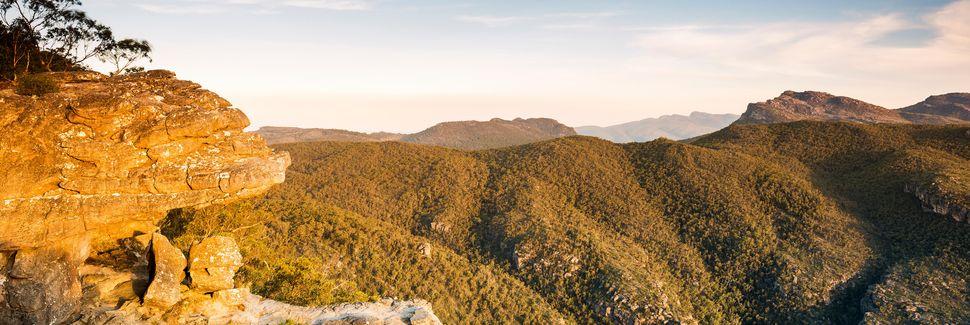 Grampians National Park (parc national), Victoria, Australie