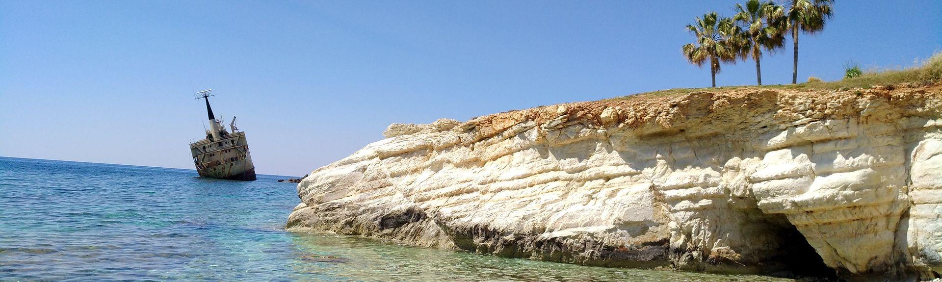 Miliou, Cyprus