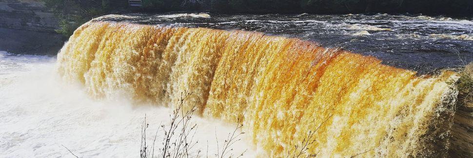Κρατικό Πάρκο Tahquamenon Falls, Paradise, Μίτσιγκαν, Ηνωμένες Πολιτείες
