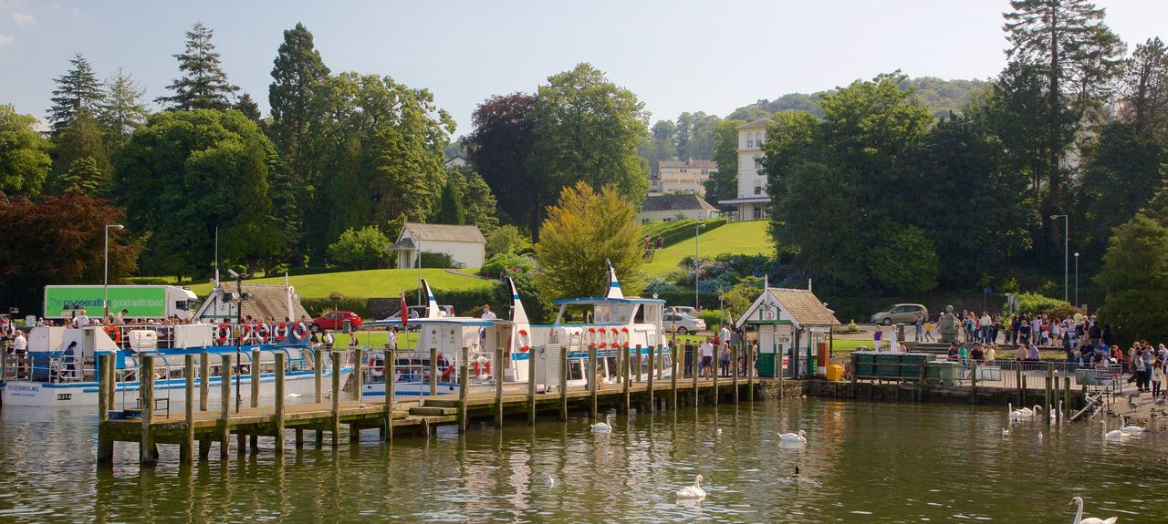 Bowness-on-Windermere, Angleterre, Royaume-Uni