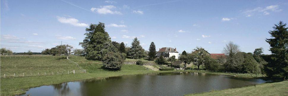 Magnac-Bourg, Aquitaine-Limousin-Poitou-Charentes, Ranska