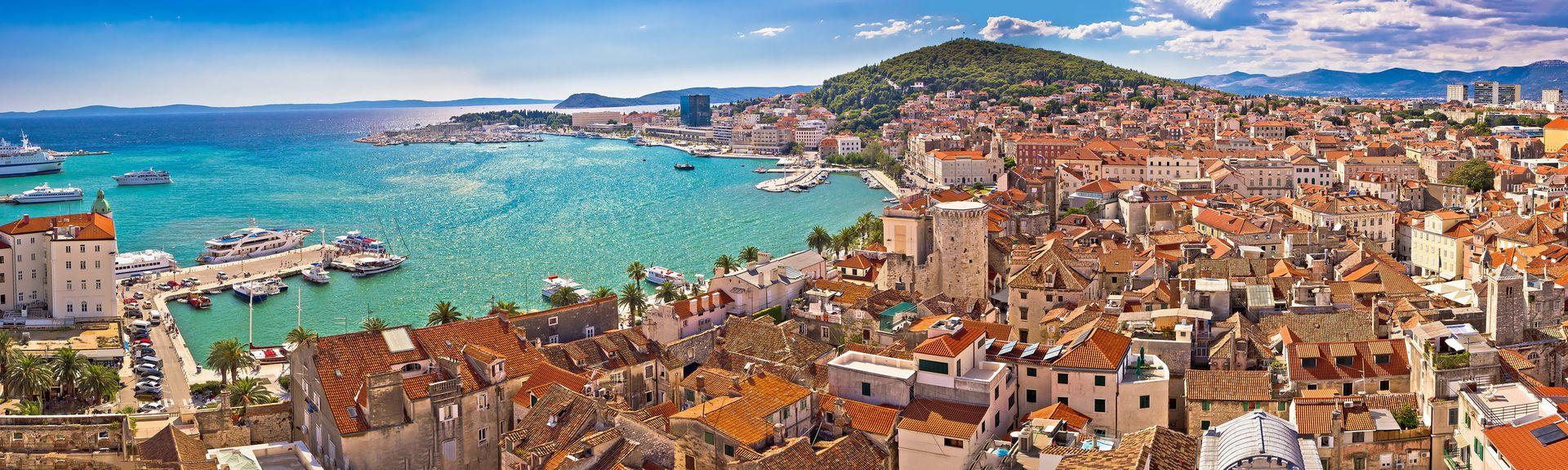 Općina Split, Żupania splicko-dalmatyńska, Chorwacja