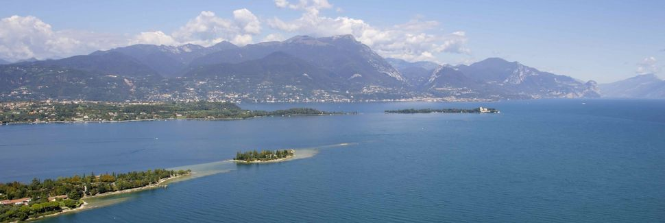 Vittoriale degli Italiani, Gardone Riviera, Lombardia, Italia