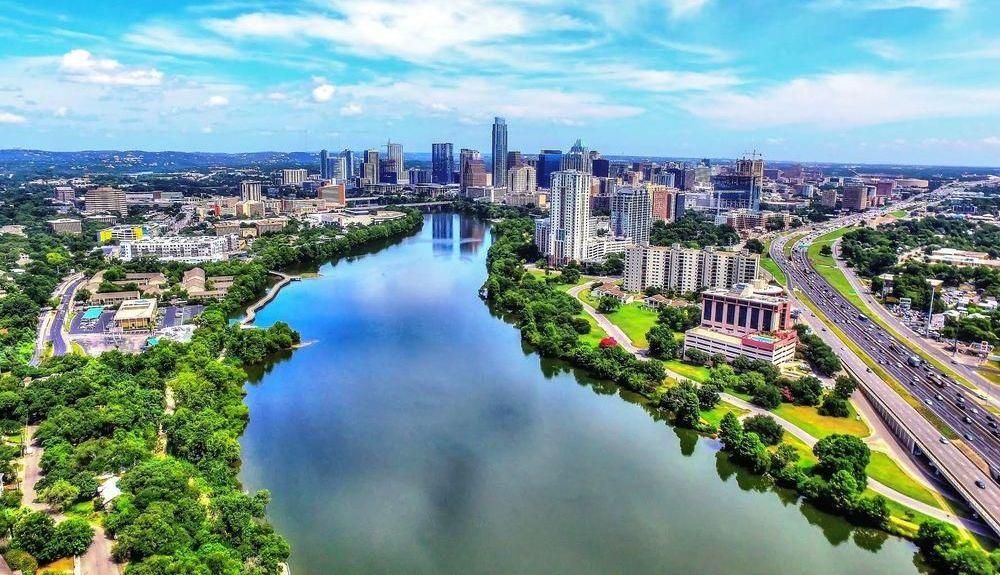 Zona de East Austin, Austin, Texas, Estados Unidos