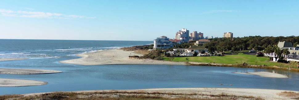 Sands Beach Club, Myrtle Beach, SC, USA