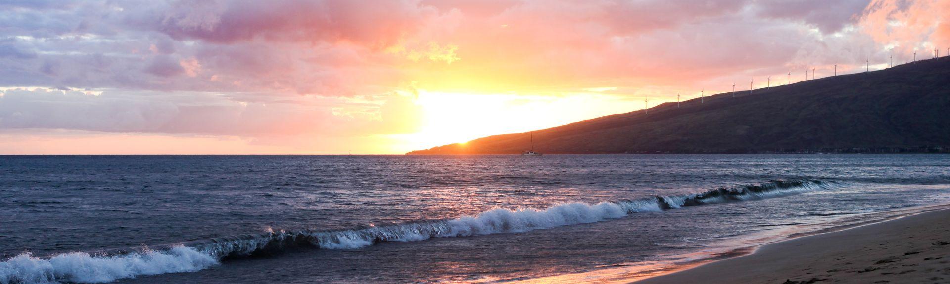 Kihei Sands (Kihei, Hawaï, Verenigde Staten)