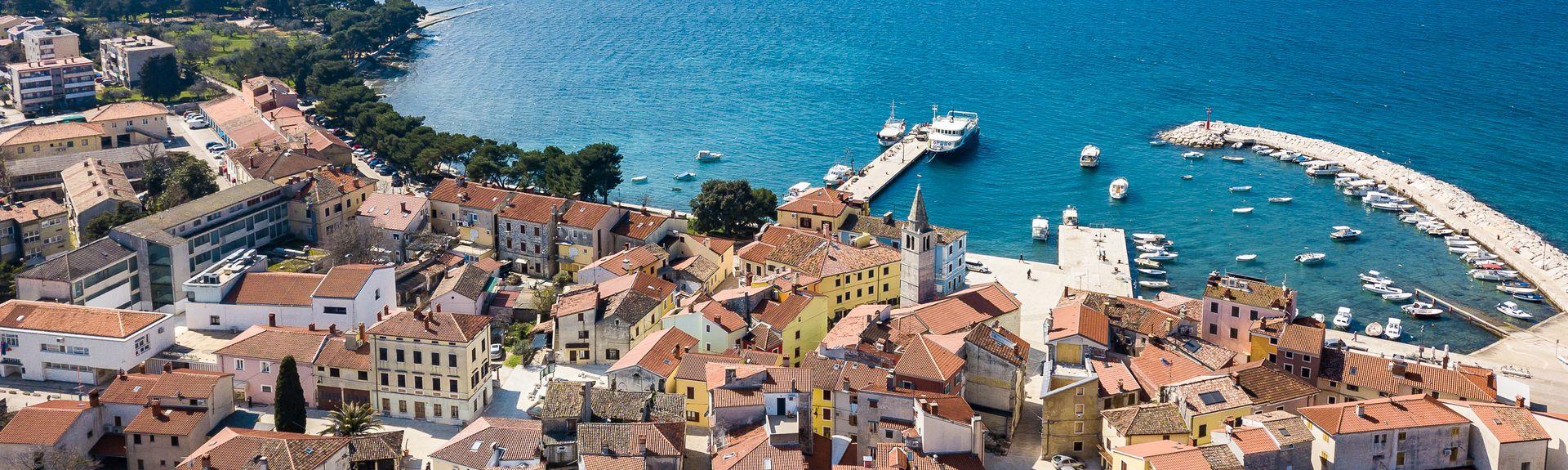 Fažana, Općina Fažana, Istarska županija, Croatia