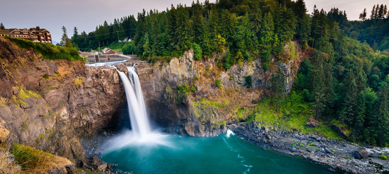 Snoqualmie, Washington, États-Unis