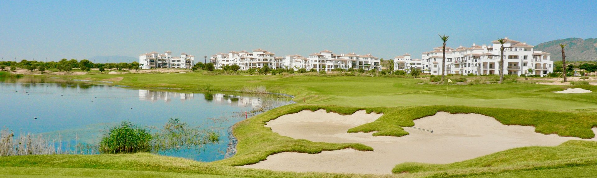 Hacienda Riquelme Golf Resort, Sucina, Murcia, Spain