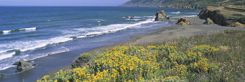 Condado de Mendocino, Califórnia, Estados Unidos