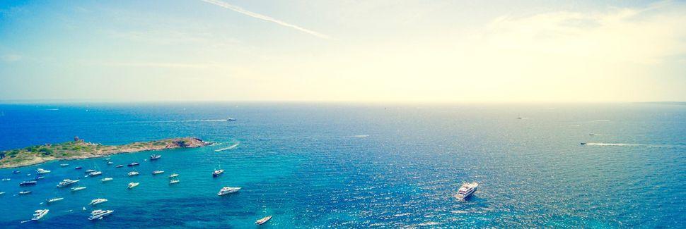 Magaluf, les Îles Baléares, Espagne