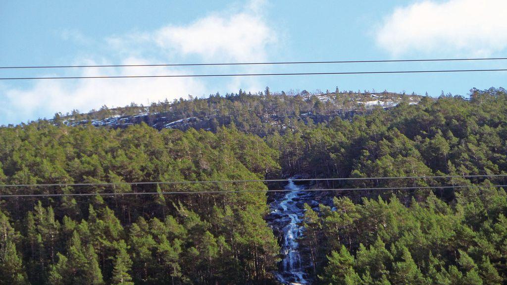 Hardangerfjorden, Hordaland, Norge