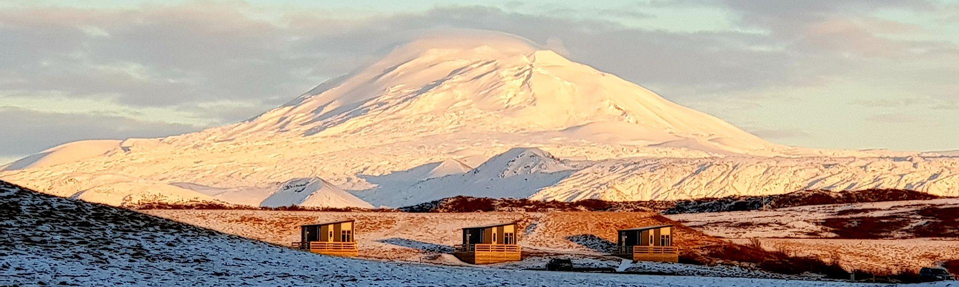 Hjalparfoss, Hella, Iceland