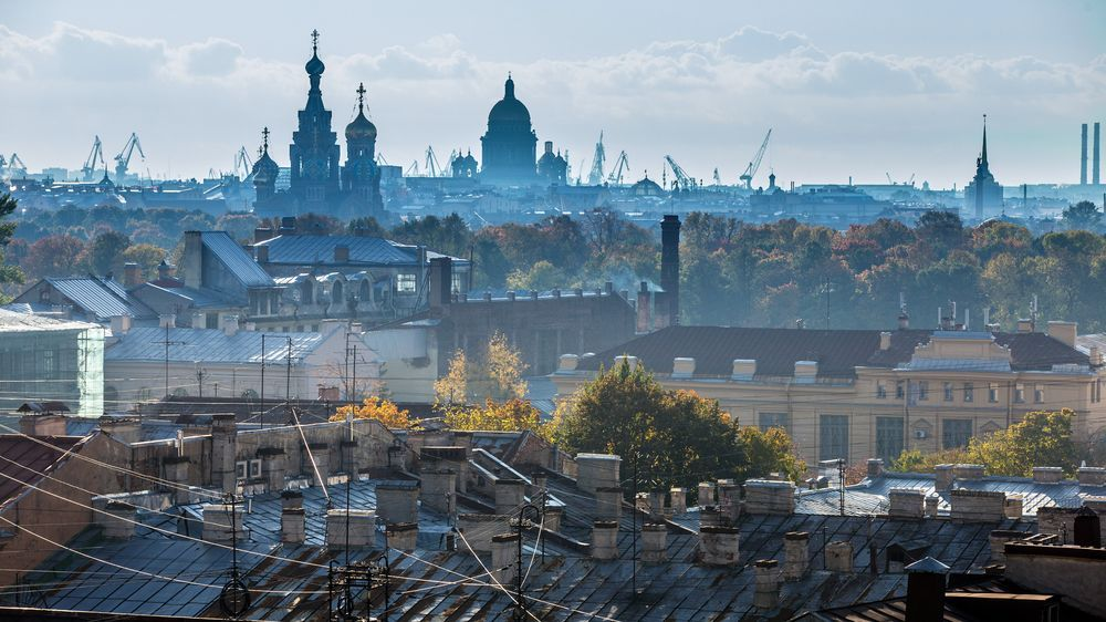 Smolninsky District, Saint Petersburg, Russia