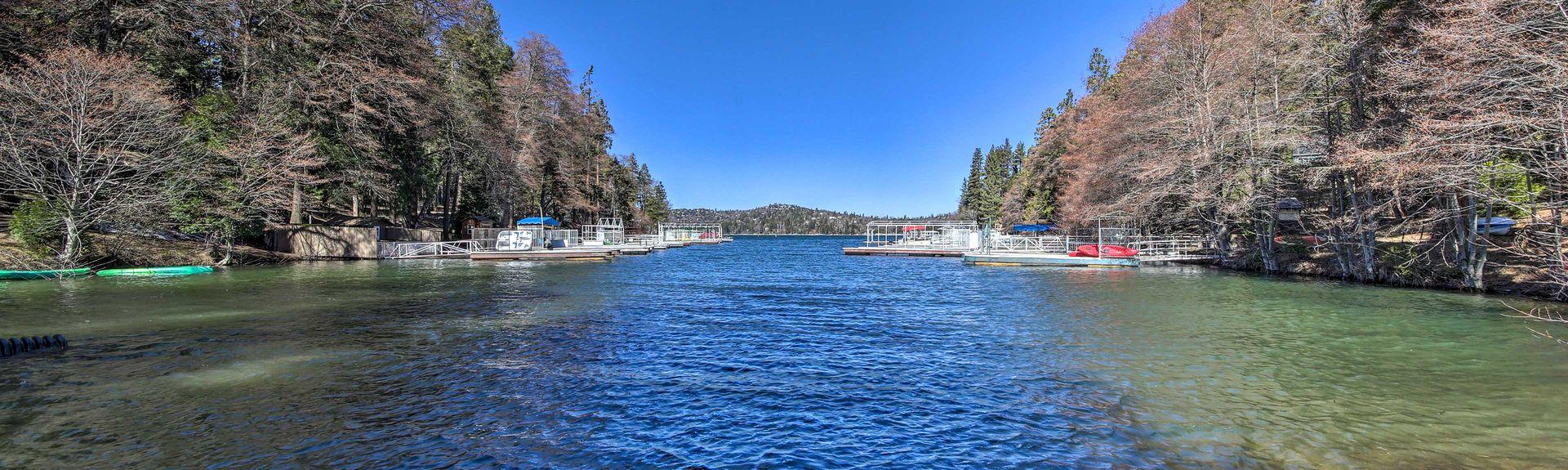 Blue Jay, Lake Arrowhead, California, United States of America