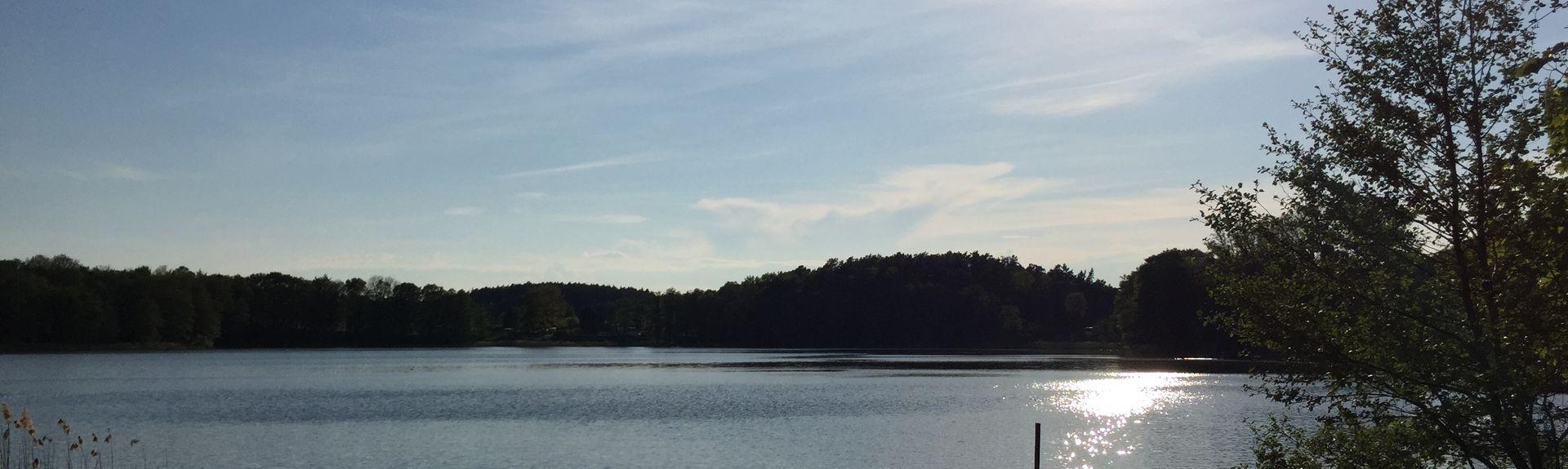 Sternberger Seenlandschaft, Germany