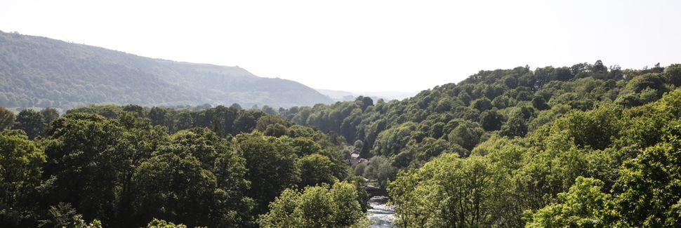 Ruabon, Pays de Galles, Royaume-Uni