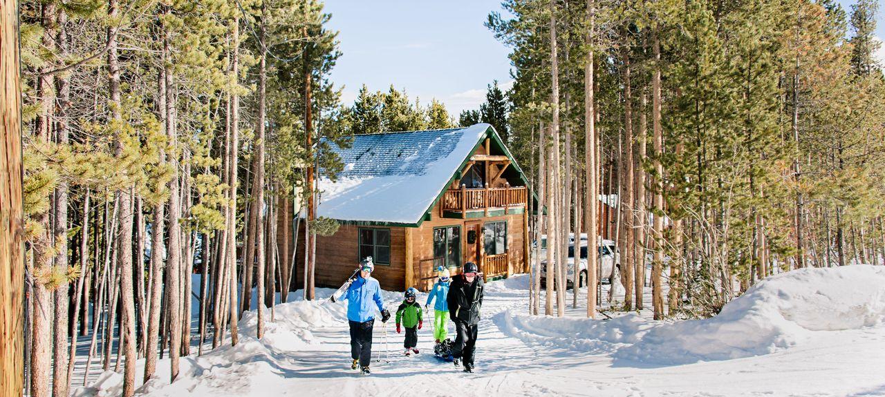 Skigebiet, Xonrupt-Longemer, Grand Est, FR