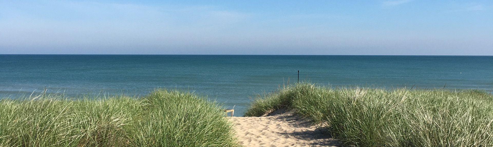 Beachwalk, Michigan City, IN, USA