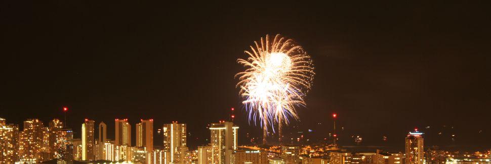 Makiki / Lower Punchbowl / Tantalus, Honolulu, Hawaii, Forente Stater