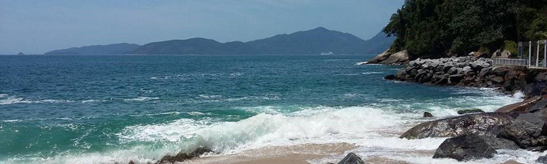 Ibicui Beach, Mangaratiba, State of Rio de Janeiro, BR