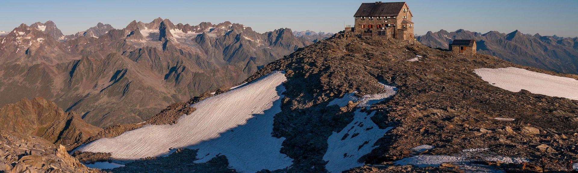 Sölden, Tirol, Áustria