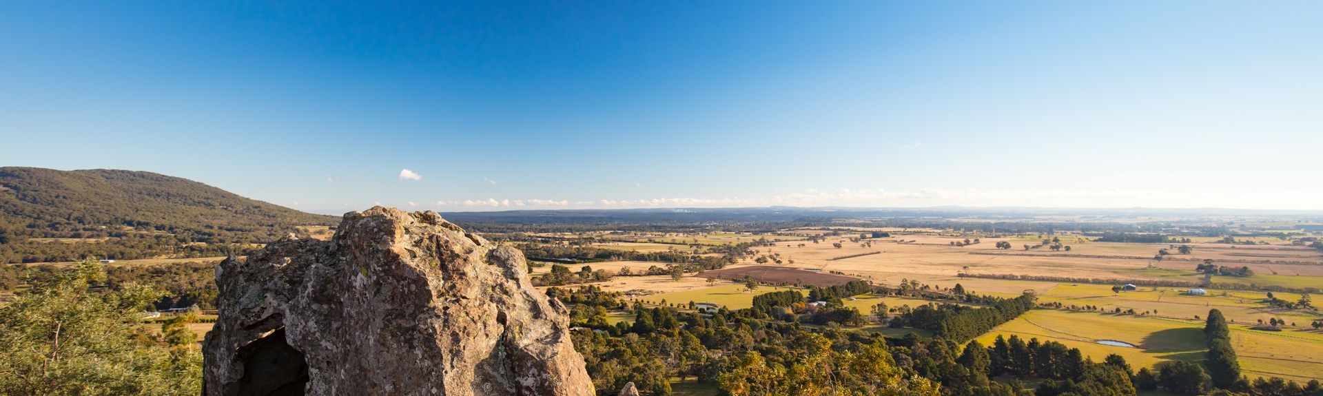 Daylesford and the Macedon Ranges, Victoria, Australia