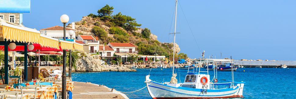 Patmos, Islas del Egeo, Grecia