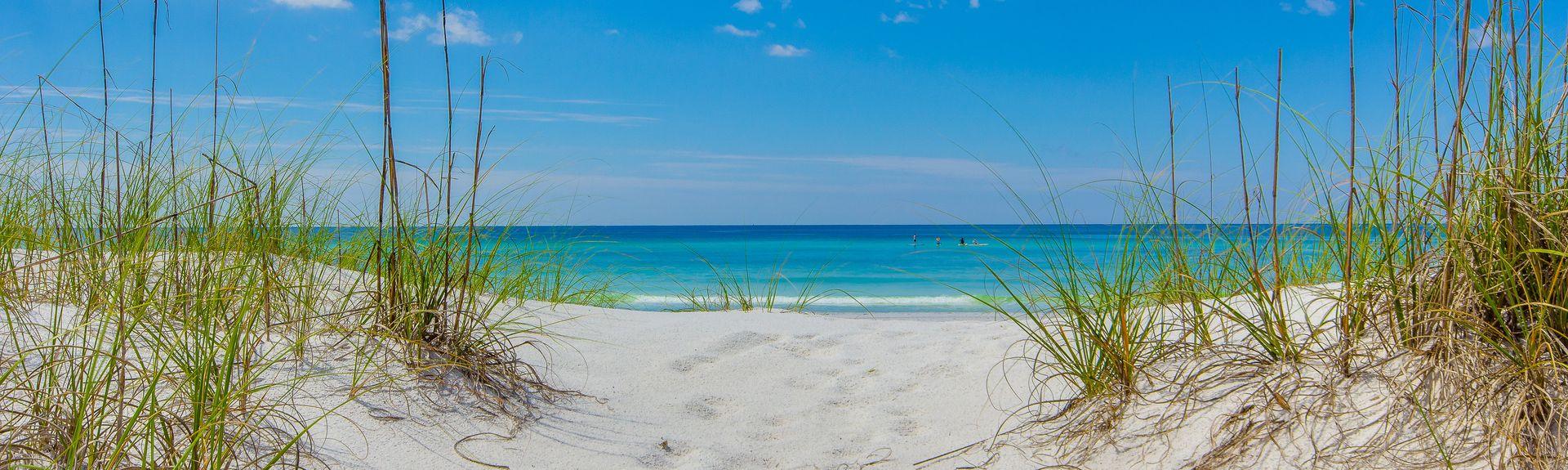 Caribbean Resort, Navarre Beach, Pensacola Beach, FL, USA