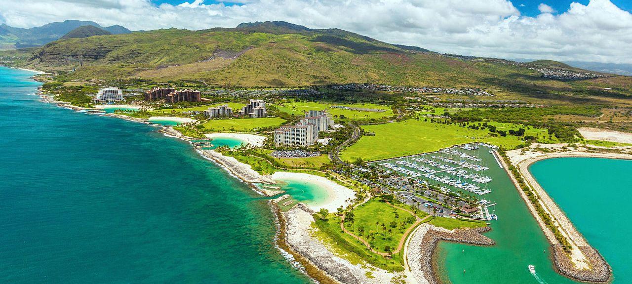 Coconut Plantation (Kapolei, Hawaï, États-Unis d'Amérique)