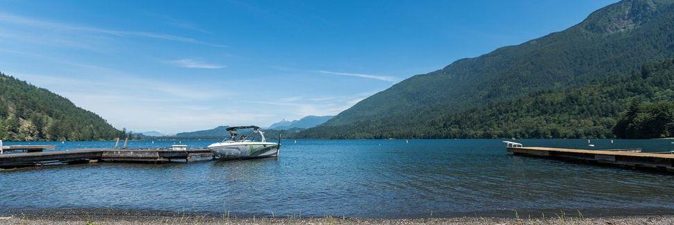 Cultus Lake, Colombie-Britannique, Canada