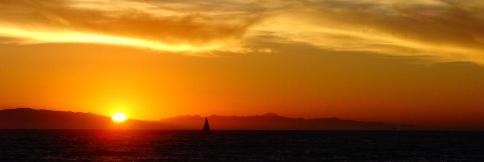 McGrath State Beach, Ventura, CA, USA