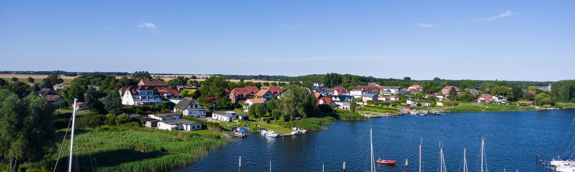 Breege, Mecklenburg-West Pomerania, Germany