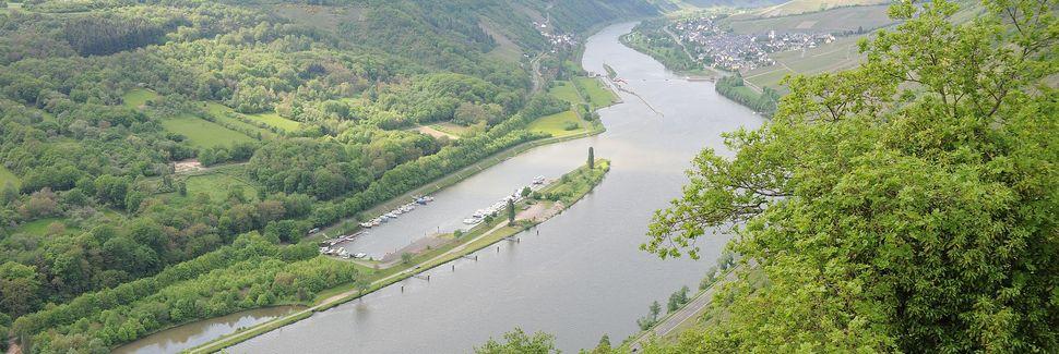 Burgen, Bernkastel-Wittlichin piirikunta, RheinlandPfalz, Saksa