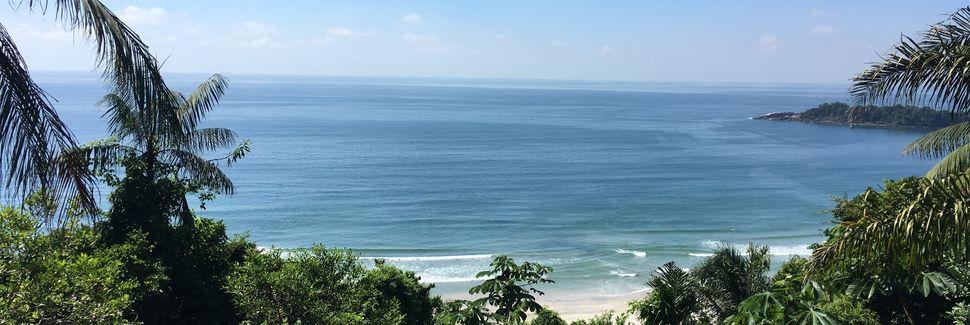 Praia do Embaré, Santos, São Paulo, Brasil