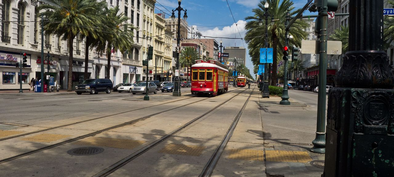 Uptown, New Orleans, LA, USA