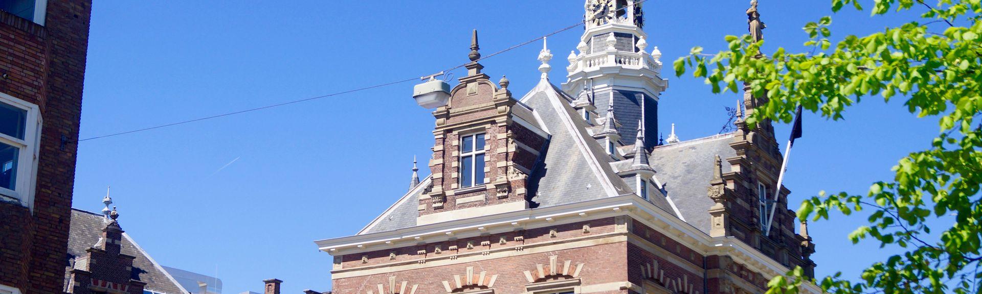 Amsterdam-Zuid, Amsterdam, Noord-Holland, Nederland