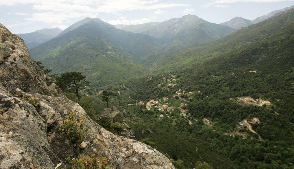 Isolaccio-di-Fiumorbo, Corsica, France