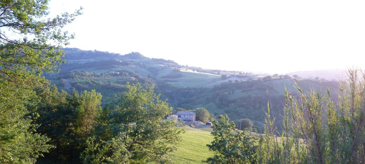 Camporotondo di Fiastrone, Le Marche, Italy