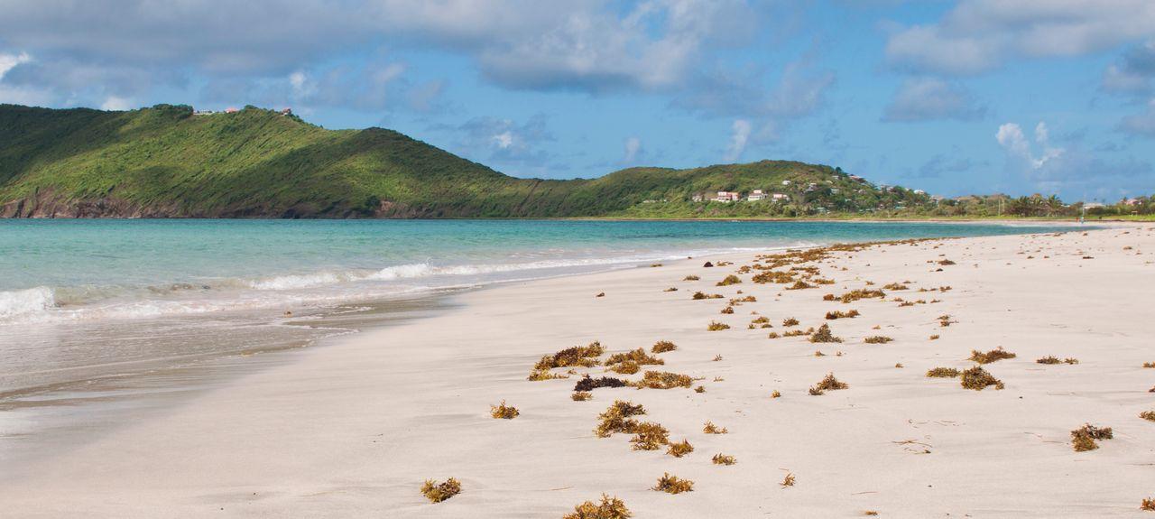 Sandy Beach, Vieux Fort, Micoud, Saint Lucia