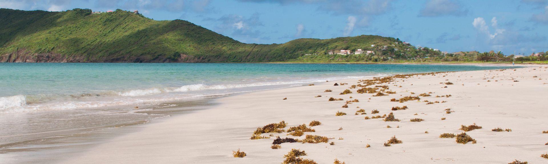Sandy Beach, Vieux Fort, St.Lucia