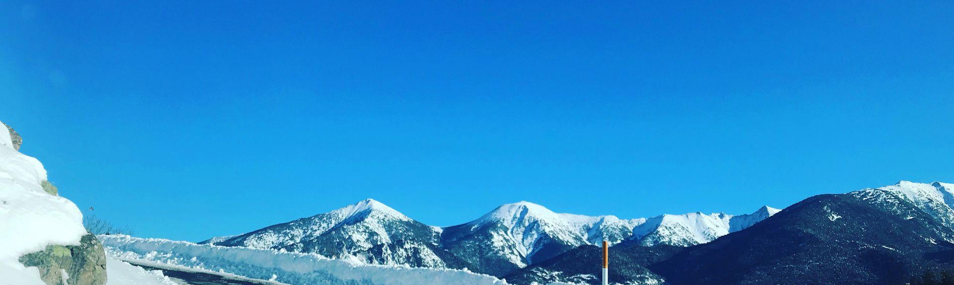 Osseja, Pirineos Orientales, Francia